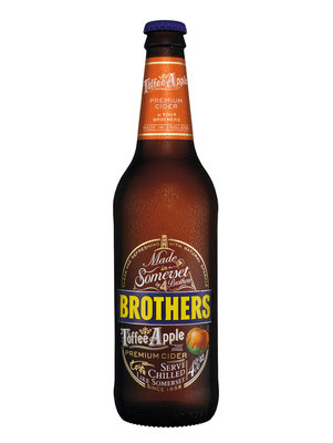 Brother's Toffee Apple Cider